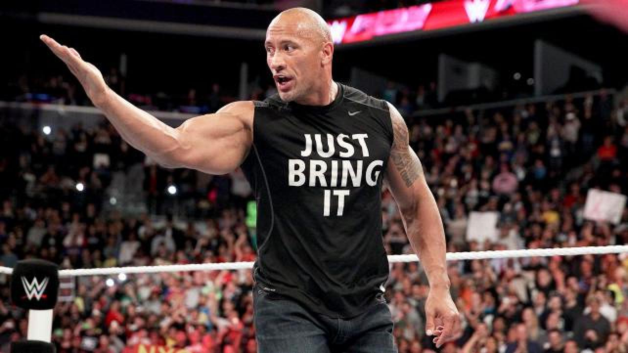 The Rock Says! WWE Wrestling Quotes, Insults and ...