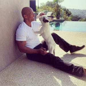 The Rock Dwayne Johnson's social media accounts to follow