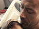 the rock gear reports that dwayne the rock johnson has this third child, a girl named tiana gia johnson.