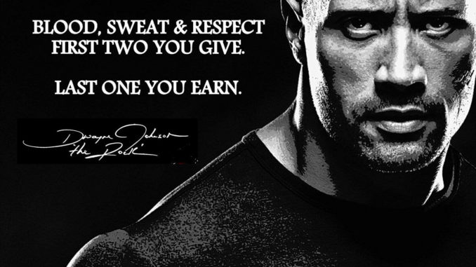 therockgear.com has dwayne johnson's best motivational quotes to inspire yourself to be your best.