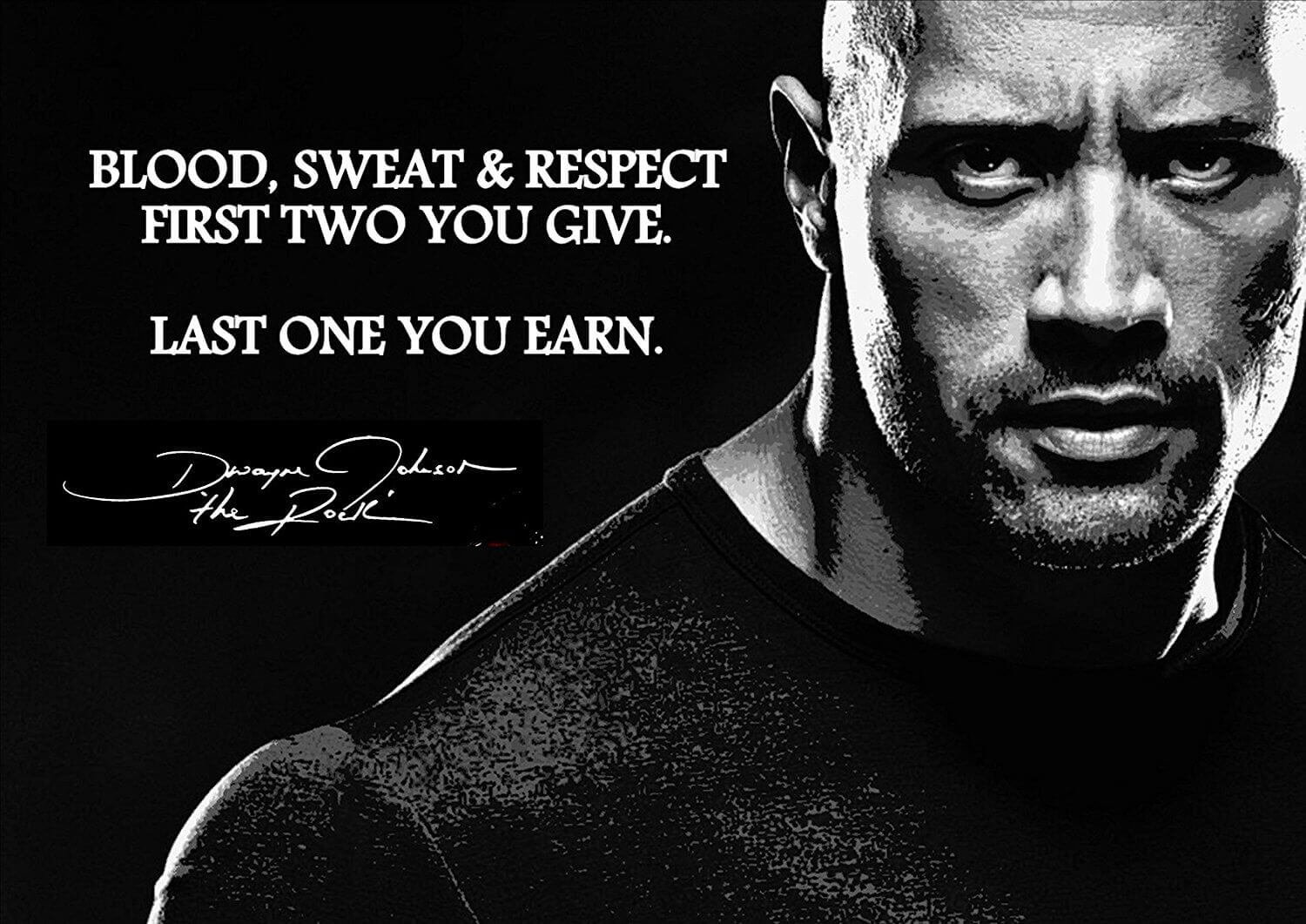 Dwayne Johnson Motivational and Inspirational Quotes