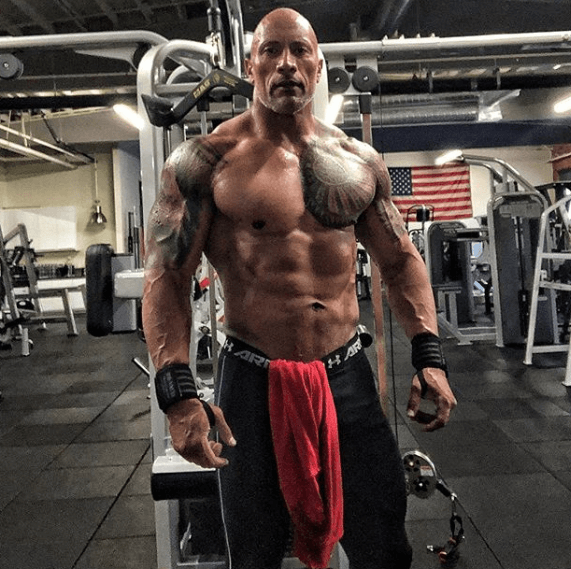 therockgear.com has dwayne johnson's most motivational and inspirational quotes to get you on the right track for 2019.