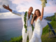 the rock gear dot com reports dwayne johnson marries lauren hashian in hawaii.